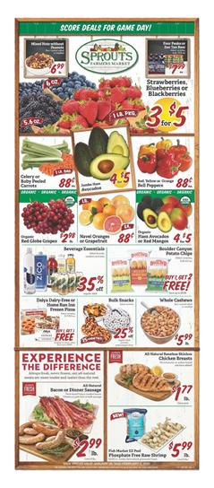 Sprouts Weekly Ad Beverage 35% Off