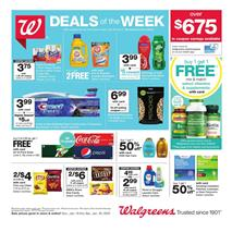 Walgreens Ad Deals Jan 19 - 25, 2020