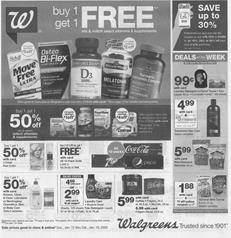 Weekly Ad Previews Jan 8 - 14, 2020