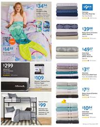 Walmart Ad Sheet Sets Jan 12 - 30, 2020