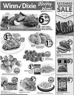 Winn Dixie Weekly Ad Preview Jan 15 21 2020