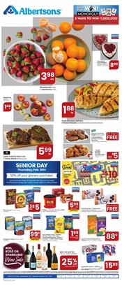 Albertsons Weekly Ad Coupons Feb 5 - 11, 2020