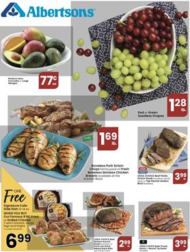 Albertsons Weekly Ad Feb 19 25 2020