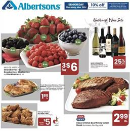 Albertsons Weekly Ad Mar 4 10 2020