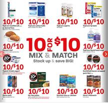 Hyvee Weekly Ad 10 for 10 Sale