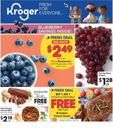 Kroger Weekly Ad Preview Feb 19 25 2020