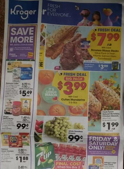Kroger Weekly Ad Preview Mar 4 10 2020