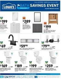Lowes Weekly Ad Deals Feb 20 26 2020