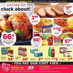 Piggly Wiggly Ad Sale Feb 19 - 25, 2020 | Supermarket Deals