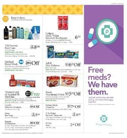 Publix Health Care Feb 5 11 2020 Weekly Ad
