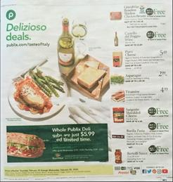 Publix Weekly Ad Feb 19 25 2020 1