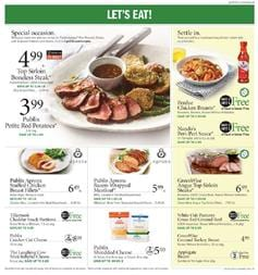 Publix Weekly Ad Grocery Feb 5 11 2020 5