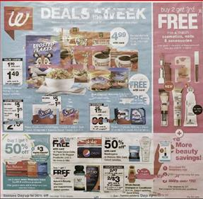 Walgreens Weekly Ad Preview Mar 1 7 2020
