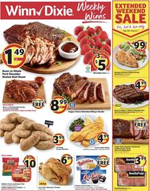 Winn Dixie Ad Sale Feb 26 - Mar 3, 2020