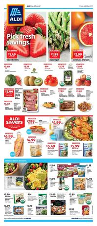 ALDI Weekly Ad Sale Mar 1 - 7, 2020