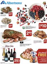 Albertsons Weekly Ad Grocery Sale Mar 25 31 2020