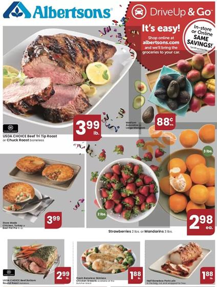 Albertsons Weekly Ad Preview Mar 18 - 24, 2020