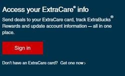 CVS Extracare Center