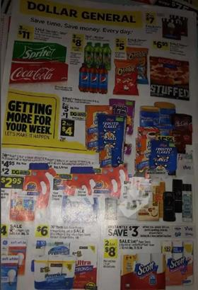 Dollar General Ad Preview Mar 15 - 21, 2020
