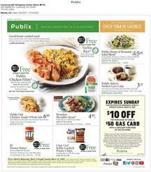 Publix Weekly Ad March Sale 2020
