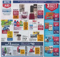 Rite Aid Weekly Ad Sale Mar 15 - 21, 2020