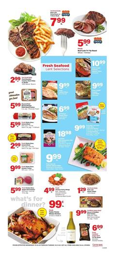 Stater Bros Ad Fresh Seafood Mar 4 10 2020
