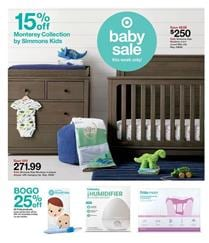 Target Ad Baby Care Products Mar 1 - 7, 2020