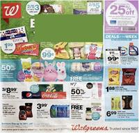 Walgreens Ad Preview for Apr 5
