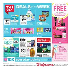 Walgreens Ad Spring Cleaning Sale Mar 15 - 21, 2020