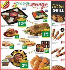 Albertsons Weekly Ad Cinco De Mayo Apr 29 - May 5, 2020