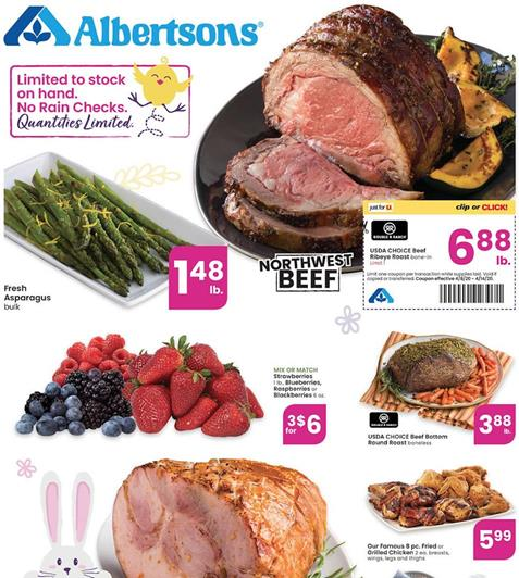 Albertsons Weekly Ad Preview Apr 8 14 2020