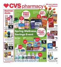 CVS Breakfast Products Apr 12 - 18, 2020