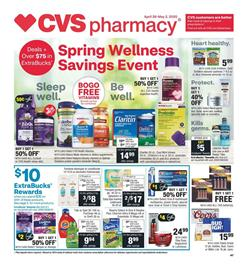 CVS Weekly Ad Sale Apr 26 - May 2, 2020