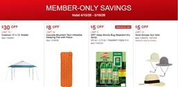 Costco Ad Products Member Only Savings Until May 10