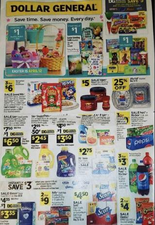 Dollar General Ad Apr 5 11 2020