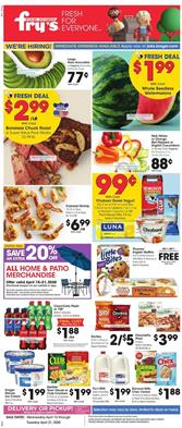 Frys Weekly Ad Sale Apr 15 21 2020