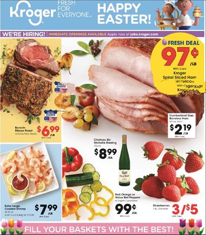 Kroger Weekly Ad Preview Apr 8 14 2020