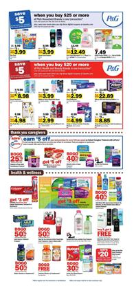 Meijer Household Sale Coupons Apr 26 - May 2, 2020