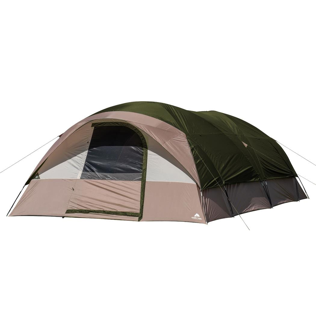Ozark Trail Hazel Creek 20 Person Tunnel Tent with 2 Entrances