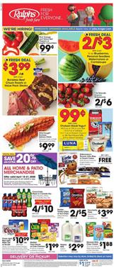 Ralphs Weekly Ad Sale Apr 15 - 21, 2020