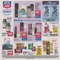 Rite Aid Weekly Ad Sale Apr 12 - 18, 2020