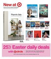 Target Ad Entertainment Apr 5 - 11, 2020