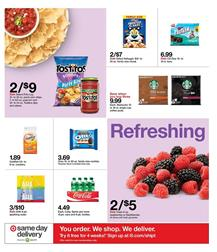 Target Ad Sale Apr 19 - 25, 2020 | Grocery, Personal Care