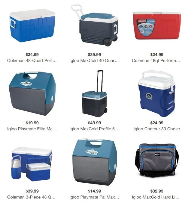 Target Cooler Deals April 2020 2