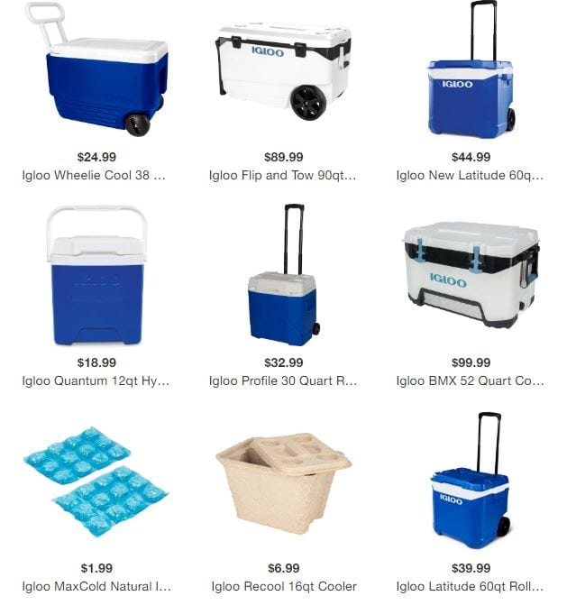Target Cooler Deals April 2020