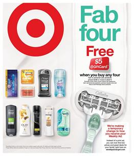 Target Weekly Ad Personal Care Sale Apr 26 - May 2, 2020