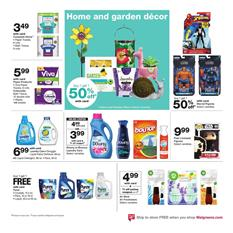 Walgreens Ad Household Sale Apr 26 - May 2, 2020