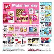 Walgreens Mother's Day Gifts May 3 - 9, 2020