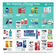 Walgreens Pharmacy Sale Apr 12 - 18, 2020