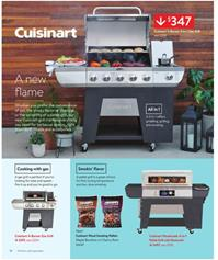 Walmart Grills and Cuisinart Deals